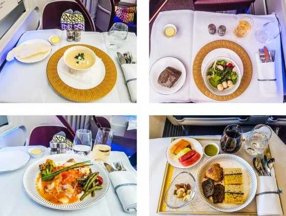 jet airways eten