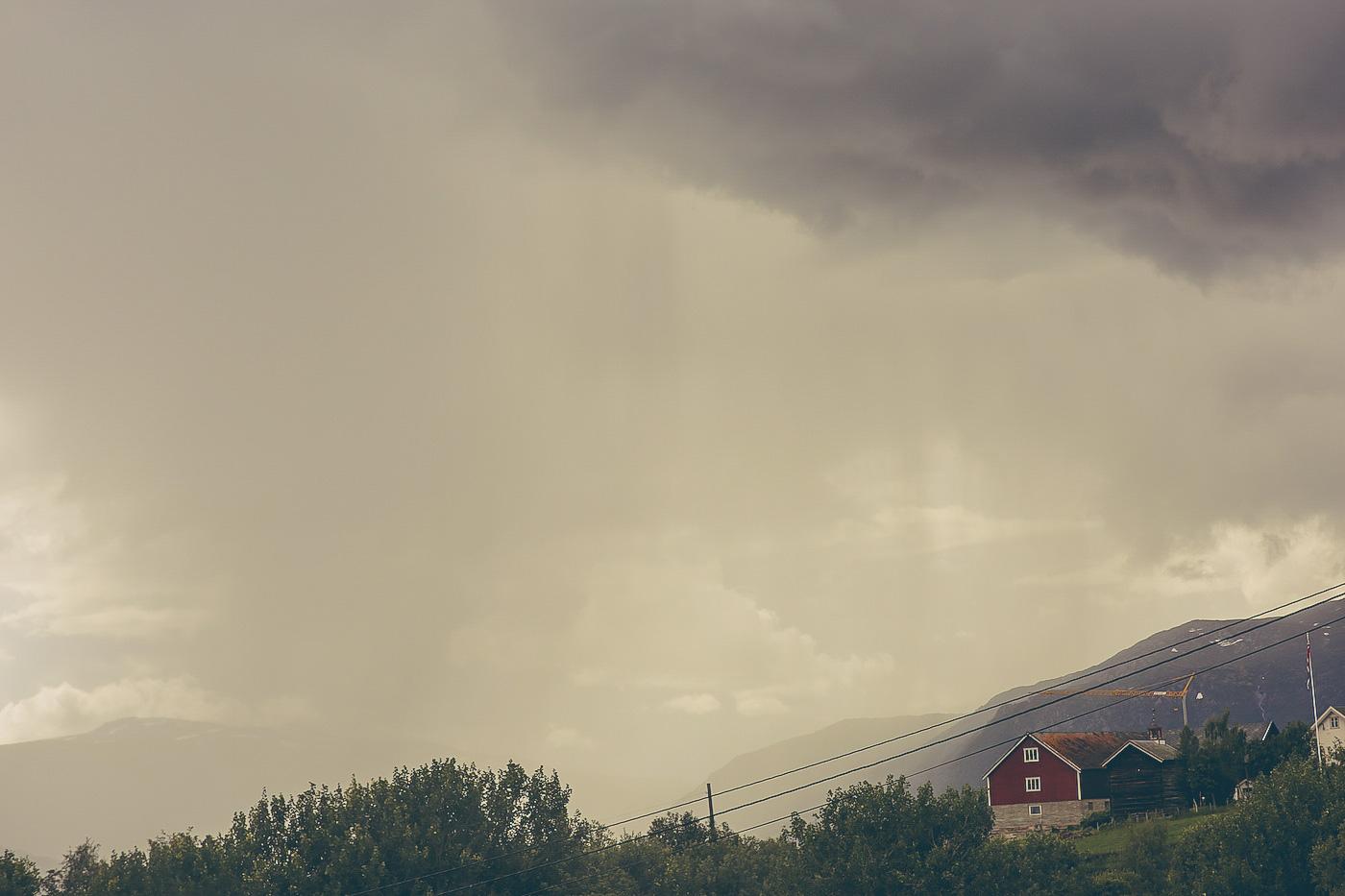 Noorwegen wildkamperen