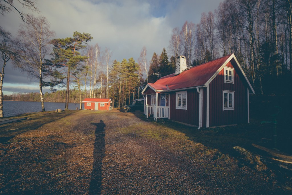 Zweden Vakantiehuis Meer