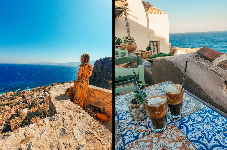 Griekenland Elafonisos Monemvasia Mystras
