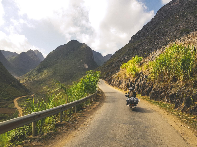 Motortocht Noord Vietnam