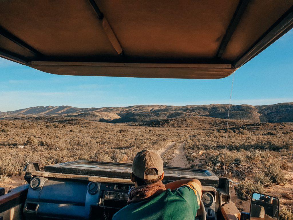 Sanbona Wildlife Reserve Zuid-Afrika