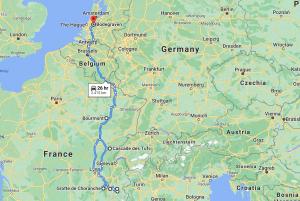 road trip frankrijk